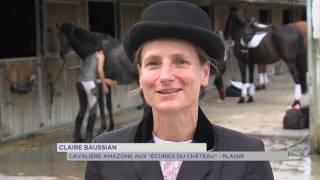 Découverte : l'équitation en amazones