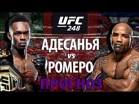Никто не ожидал! UFC 247: Исраэль Адесанья против Йоэля Ромеро! Кто отправиться спать? Прогноз.