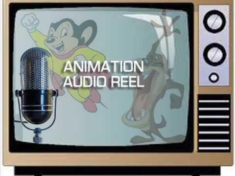 Lex Lang Animation Audio Demo 2014-2015