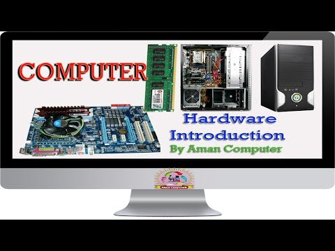 computer hardware Courses from aman Computer