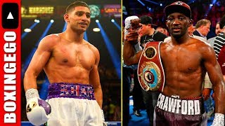 TERENCE CRAWFORD COULD FACE AMIR KHAN NEXT OR LUCAS MATTHYSSE