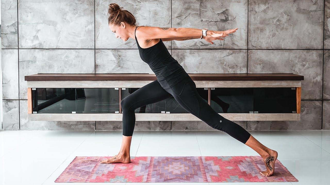 No Wrists Yoga Class | Easy On The Wrists