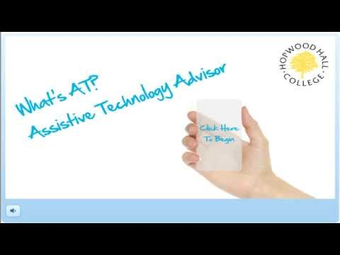 What's Assistive Technology? (What's AT?)