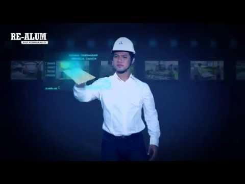 TVC  RE-ALUM Roof Aluminium Alloy