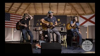 Riley Green - The Golden Saw Series | Episode 2 (Guests: Brent Cobb, Adam Hood)