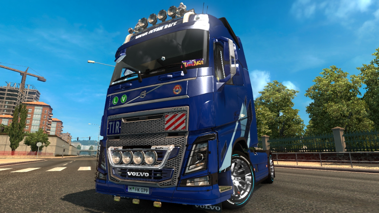 V8 illegal reworked truck v5 0 simulator games mods download -  Tuning Mod New Volvo Fh 16 V3 1 1 26 Ets2 Euro Truck Simulator 2 Free Download Youtube