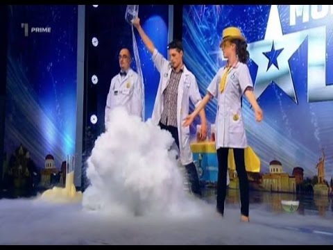 Moldova Are Talent - Mendelevium 10.10.2014 Sezonul 2 Ep.4