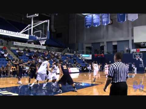 NSU Men's Basketball vs. Warner - YouTube