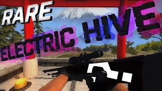 CS:GO - Rare AWP ELECTRIC HIVE PATTERNS
