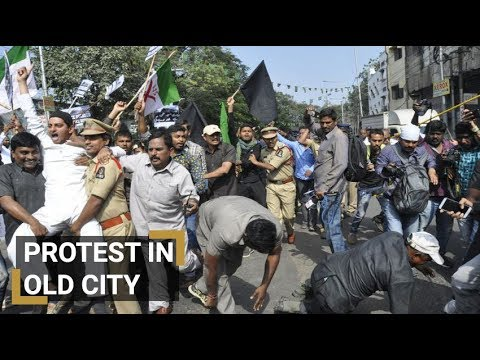 DJS Protest against Babri Masjid demolition