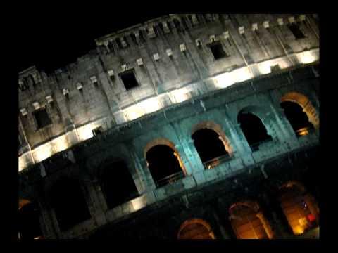 Jazz Round the Corner of the Roman Coliseum
