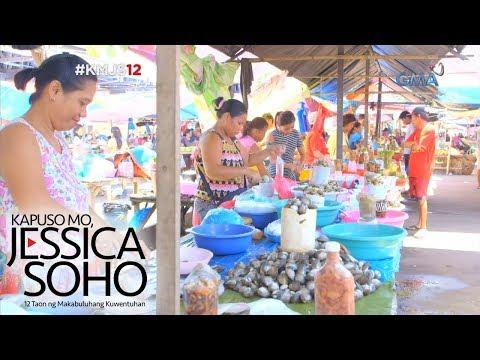 Kapuso Mo, Jessica Soho: Palengke Food Trip