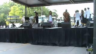 zaria zakiya plays moonlight grenade at inkster musicfest