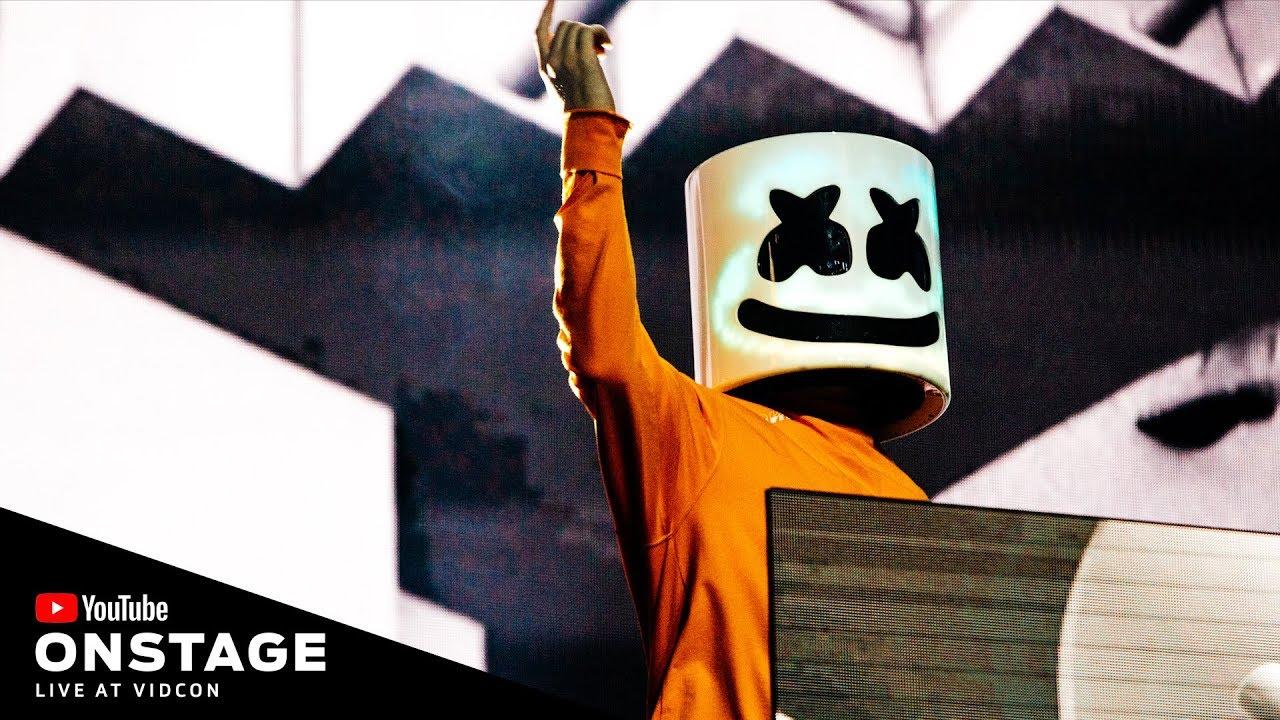 I AM MARSHMELLO??? VidCon w/ GloZell / Matt Steffanina / Sam Tsui / Collins Key #YouTubeOnStage