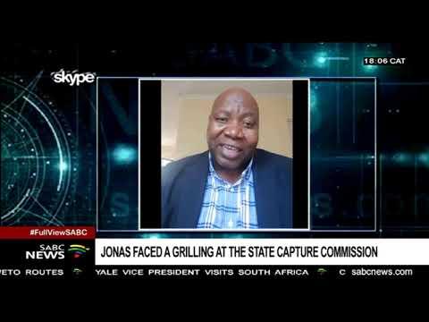 Analysis of Jonas' State Capture testimony: Mzwandile Mbeje