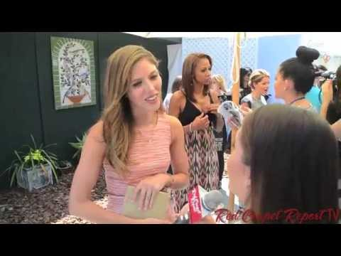 Kayla Ewell at the Children Mending Hearts Spring into Summer Bash CMHEmpathyRocks