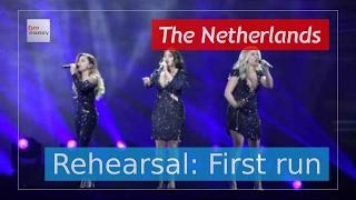 OG3NE - Lights and Shadows - The Netherlands - Live - Full Rehearsal - Eurovision 2017 (4K)