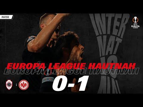 Antwerp Eintracht  Frankfurt Goals And Highlights