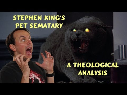 Stephen King's Pet Sematary – A Theological Analysis