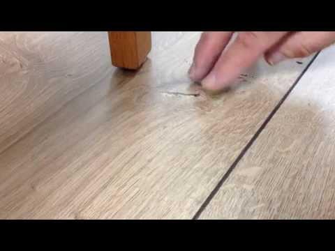 Repareren van schade aan Laminaat vloer - Multischadeplan