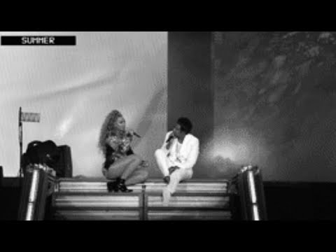 Beyoncé and Jay - Z- SUMMER (On The Run II Tour DVD)