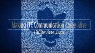 IDC InterComm Box IDC2004D Black Box