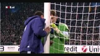 Xabi Alonso & Ramos get instructed by Mourinho, Casillas & Dudek