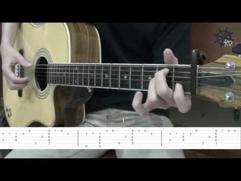 Belajar Fingerstyle (Tetap Dalam Jiwa - Isyana Sarasvati)