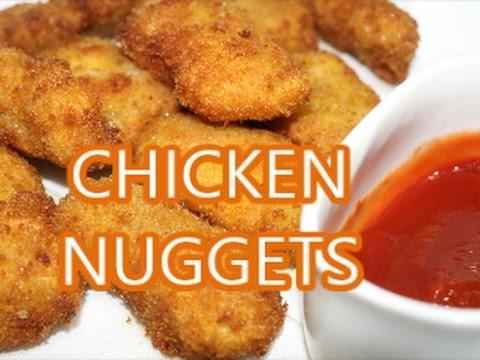 HOMEMADE CHICKEN NUGGETS|KFC STYLE