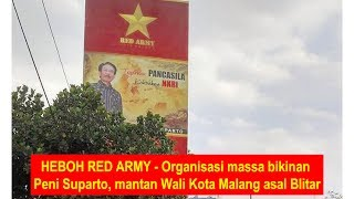 RED ARMY DI KOTA MALANG - Benarkah Identik dengan Komunisme?