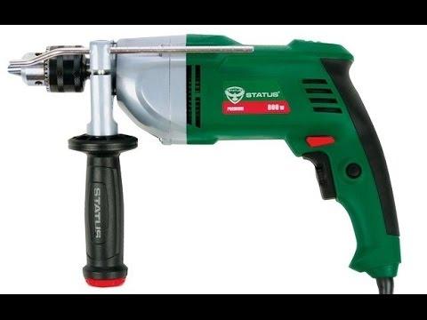 Дрель электрическая Status D 800 / Drill electric Status D 800