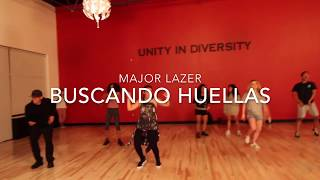 Major Lazer ft. J Balvin & Sean Paul Buscando Huellas Dareal08