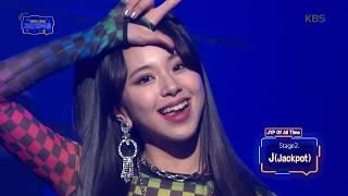 KBS가요대축제 - JYP Of All Time - 성인식, Again & Again, 거짓말 [JYP의 명곡Time★]  20181228