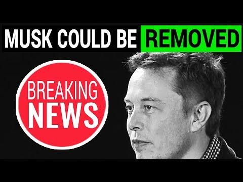 Elon Musk's Job at Risk as SEC Files a Lawsuit Against Tesla's CEO