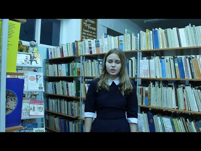 Изображение предпросмотра прочтения – АнжеликаТатарникова читает произведение «Мне нравиться, что вы больны не мною» М.И.Цветаевой