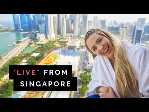 LIVE from SINGAPORE National Day | Little Grey Box