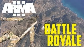 ARMA 3 - Battle Royale