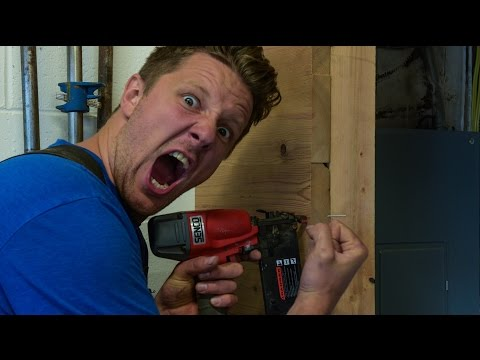 FTF #30 How To Stop Nail Gun Blow Outs