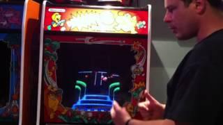 Donkey Kong 3 Arcade Machine,nintendo