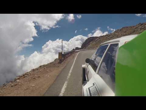 Pikes Peak 2017 Audi Quattro David Rowe EPSmotorsport video