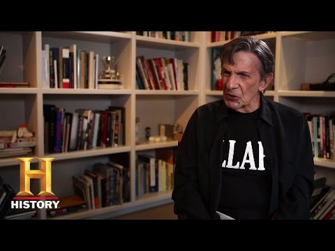 Leonard Nimoy's First Impression of Star Trek | History