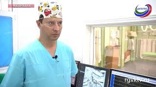Дагестанские врачи провели уникальную операцию