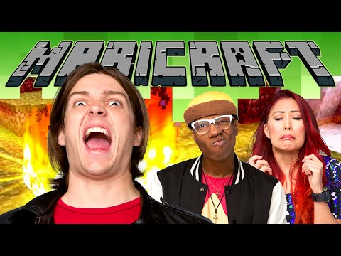 WES BETRAYS SMOSH GAMES Maricraft