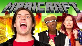 WES BETRAYS SMOSH GAMES (Maricraft)