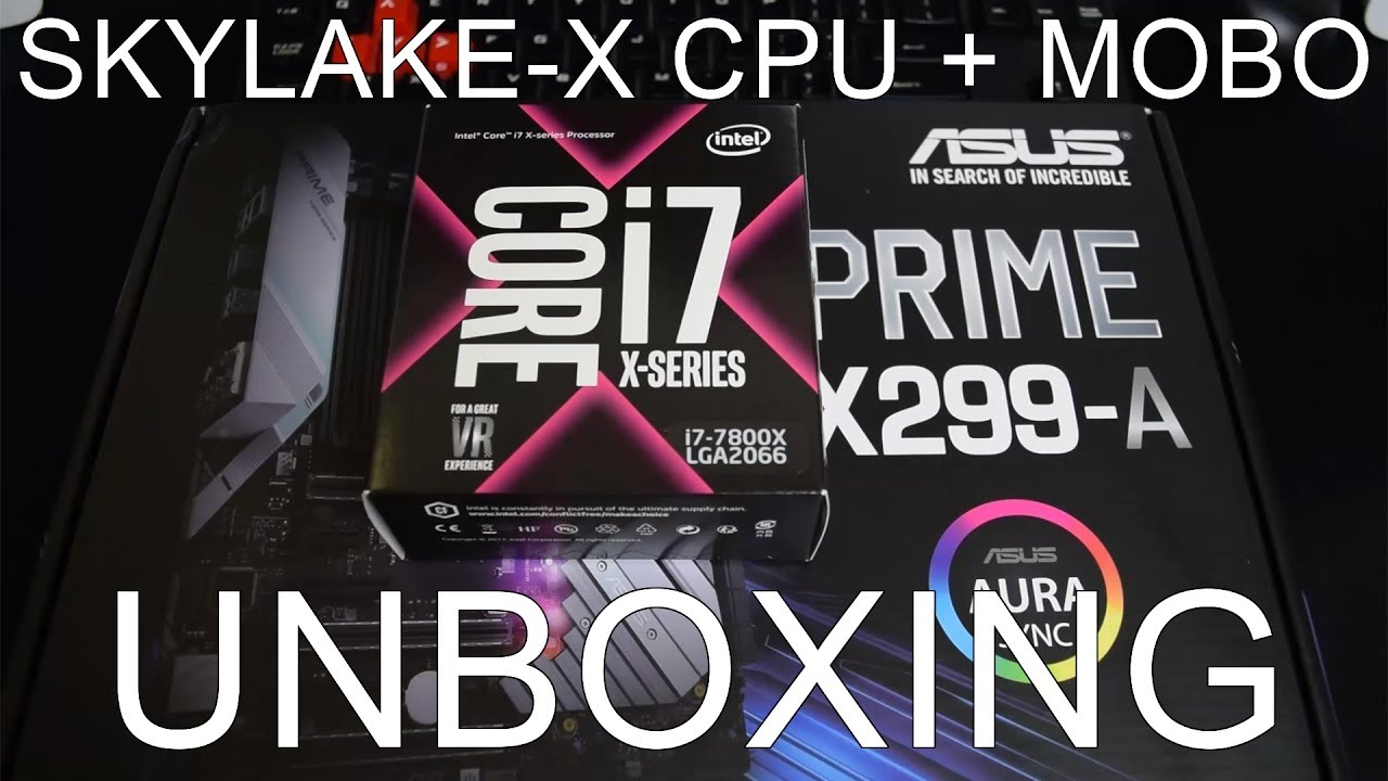 REVIEW AND TEST OF THE MOTHERBOARD ASUS PRIME X299-A