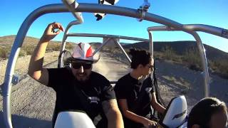 Christopher from PBR -  Vegas Off Road Tours FREE Las Vegas ATV Tour @ The Pioneer Saloon