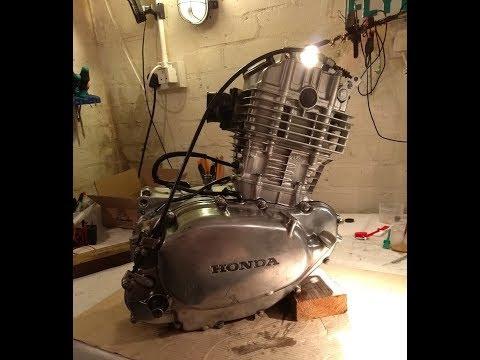 Honda xl250s engine restoration (part 16)