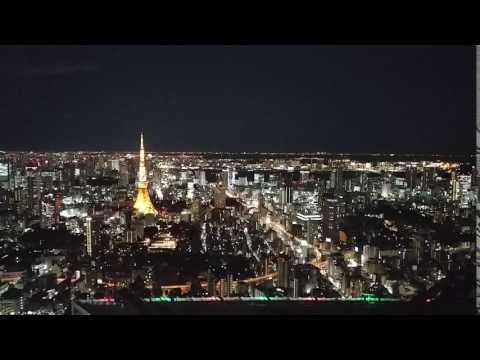 mori art museum 4 night tokyo city view  20161216