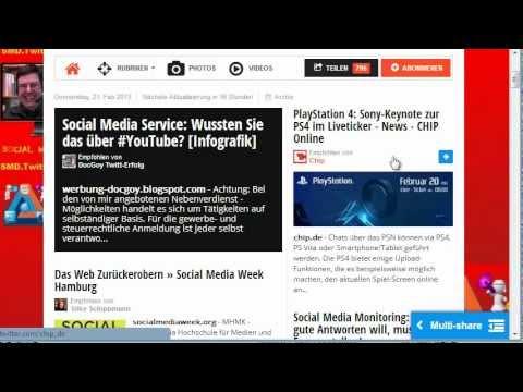 DocGoy zeigt: Online Zeitungen selbst erstellen
