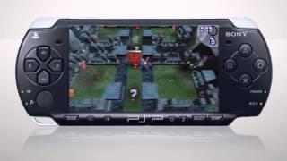 Frantix - PSP - Gameplay